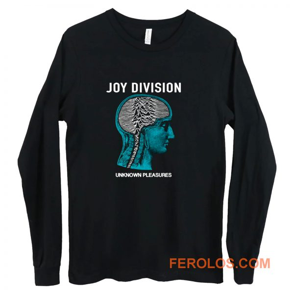 Joy Division Unknown Pleasure Long Sleeve