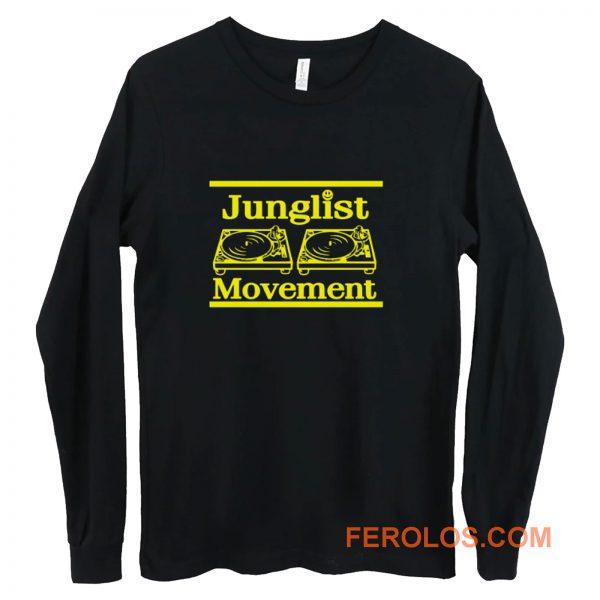 Junglist Movement Long Sleeve