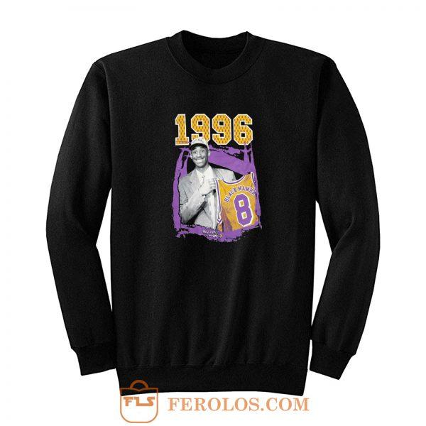 Kobe Bryant 1996 Draft Day Sweatshirt