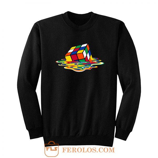 Melting Cube Sweatshirt