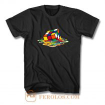 Melting Cube T Shirt