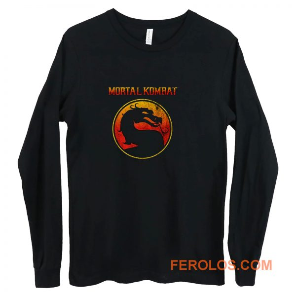 Mortal Kombat Long Sleeve