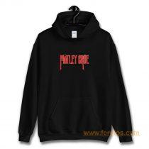 Motley Crue Punk Rock Band Hoodie