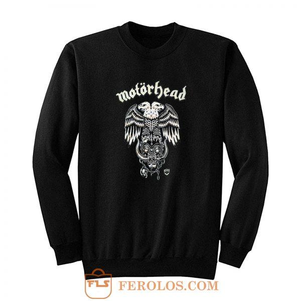 Motorhead Hiro Double Eagle Heavy Metal Sweatshirt