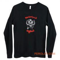 Motorhead Rock Band Long Sleeve