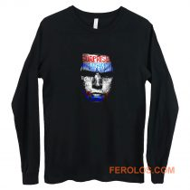 Nate Graffiti Diaz Notorious Mma Conor Mcgregor Gym Workout Lift Fight Long Sleeve