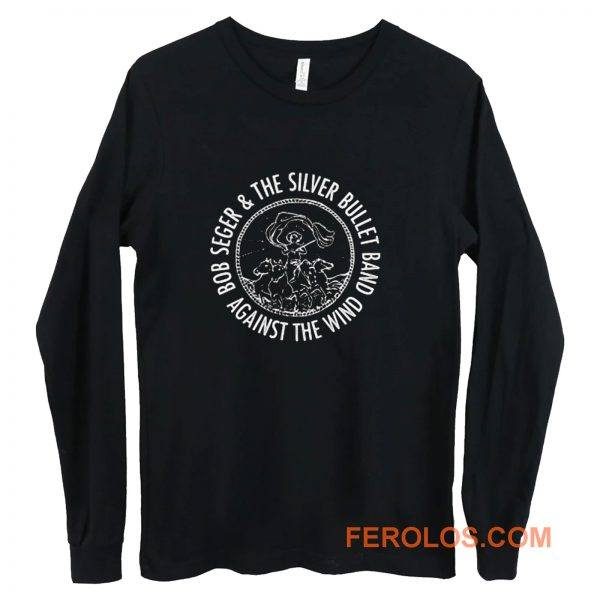 New Bob Seger The Silver Bullet Long Sleeve