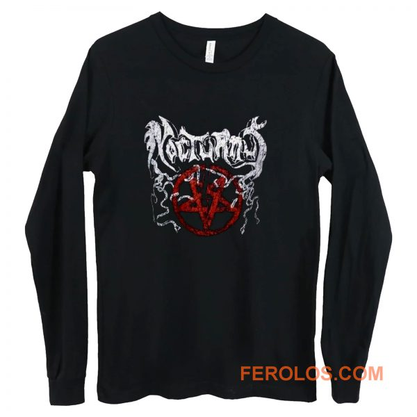 Nocturnus Long Sleeve