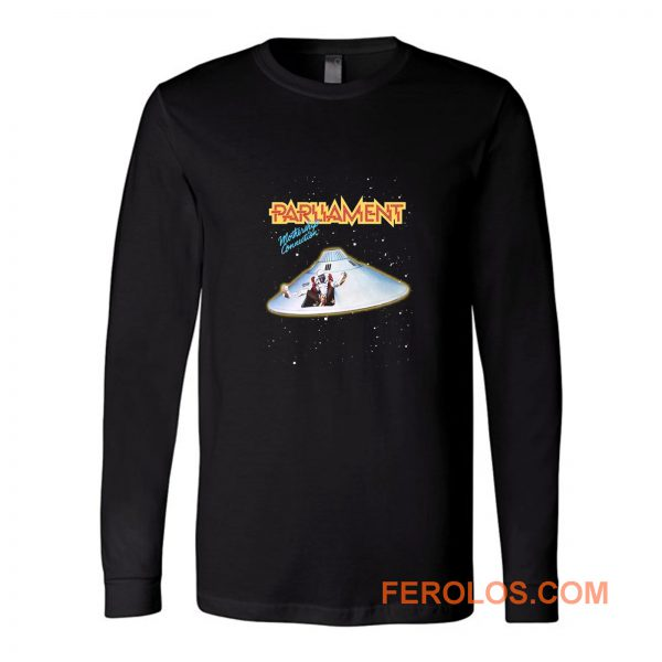 Parliament Mothership Connection Funkadelic Funk Music Band Long Sleeve