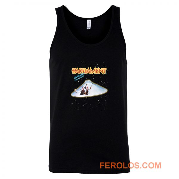Parliament Mothership Connection Funkadelic Funk Music Band Tank Top