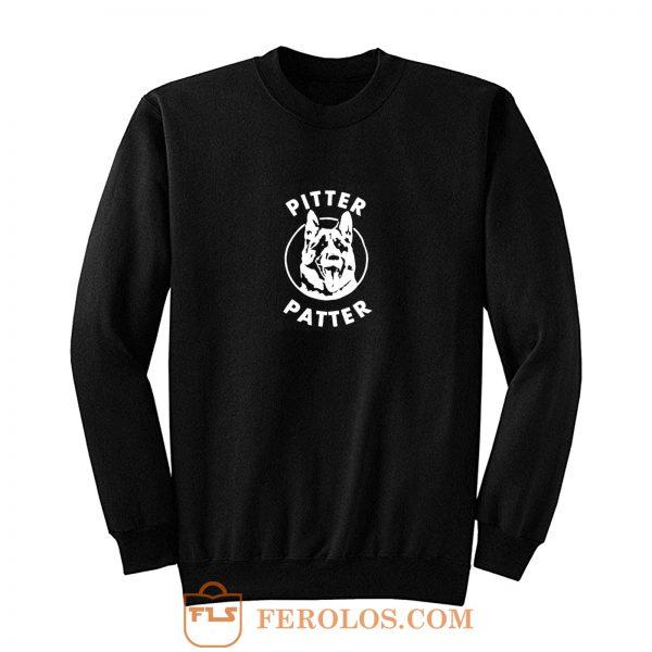 Pitter Patter Arch Logo Sweatshirt