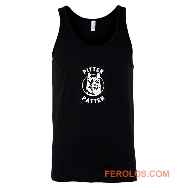 Pitter Patter Arch Logo Tank Top