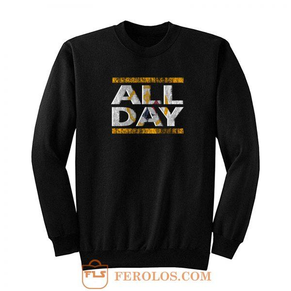 Pittsburgh Steelers All Day Sweatshirt
