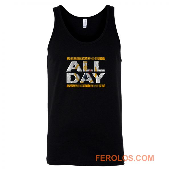 Pittsburgh Steelers All Day Tank Top
