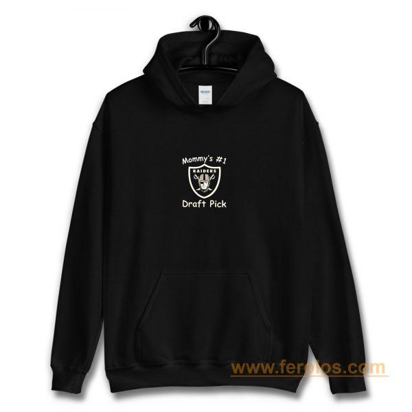 Raiders 1 Draft Pick Hoodie