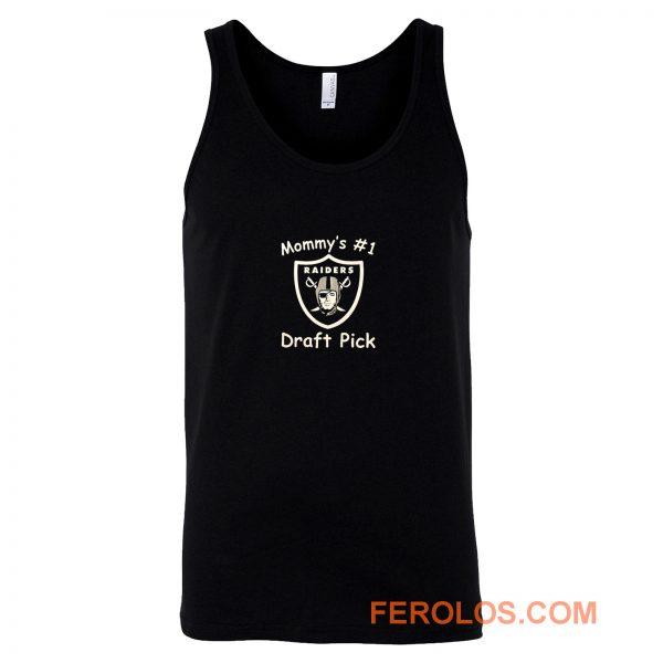 Raiders 1 Draft Pick Tank Top