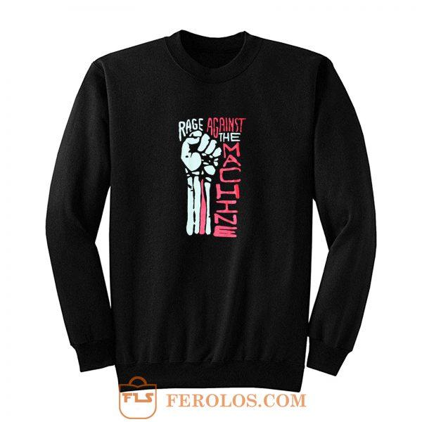 Ratm Rage Against The Machine Sweatshirt