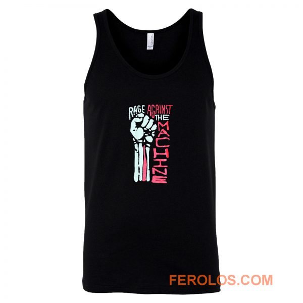 Ratm Rage Against The Machine Tank Top