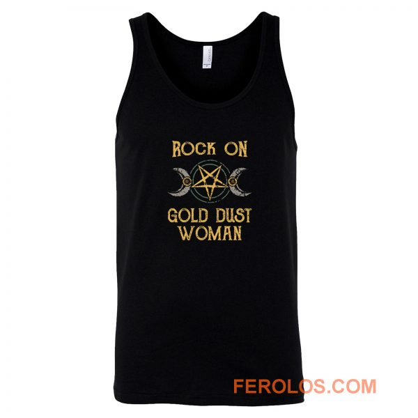 Rock On Gypsy Stevie Nicks Tank Top