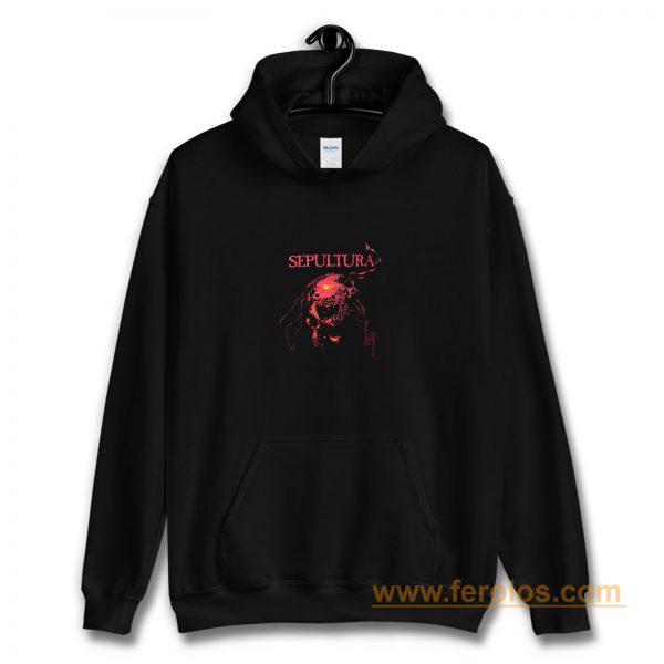 Sepultura Metal Rock Band Hoodie