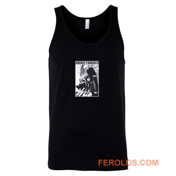 Siouxsie And The Banshees Tank Top