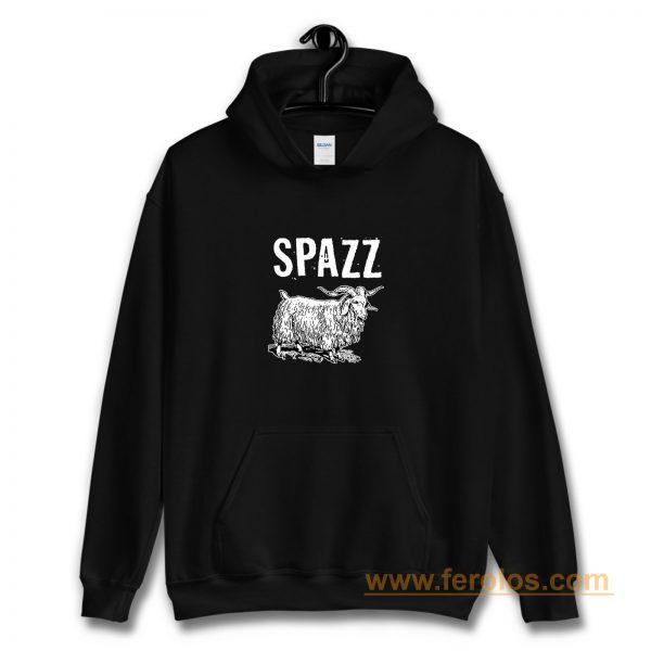 Spazz Goat Hoodie