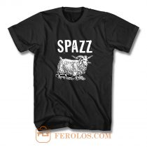 Spazz Goat T Shirt