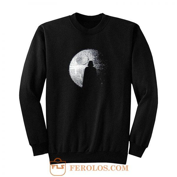 Star Wars Darth Vader Silhouette Sweatshirt