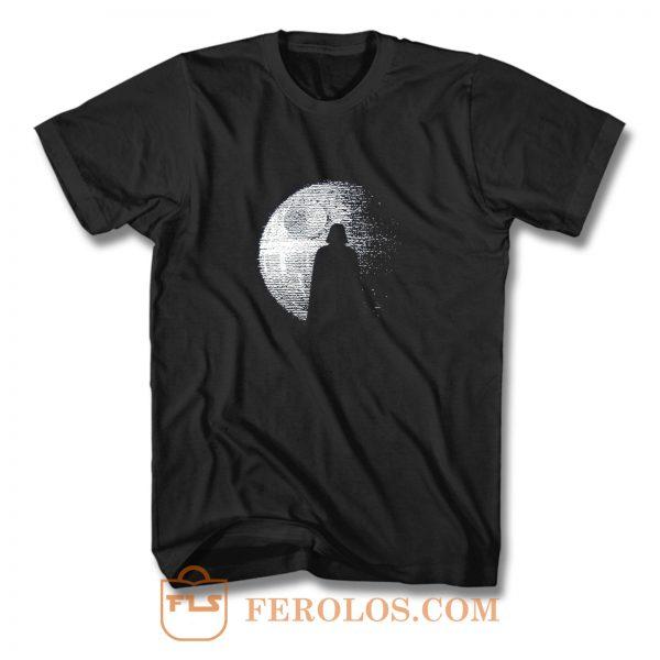 Star Wars Darth Vader Silhouette T Shirt