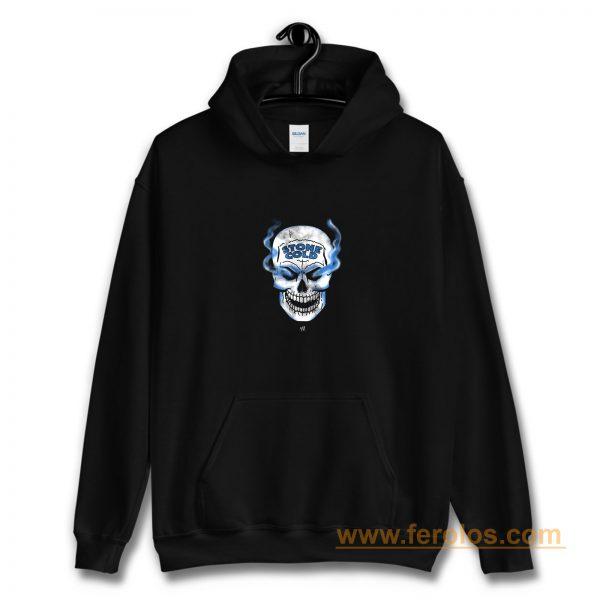 Stone Cold Steve Austin Smoking Skull Hoodie