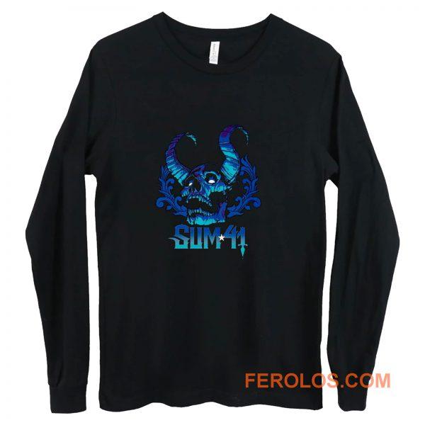 Sum 41 Blue Demon Long Sleeve