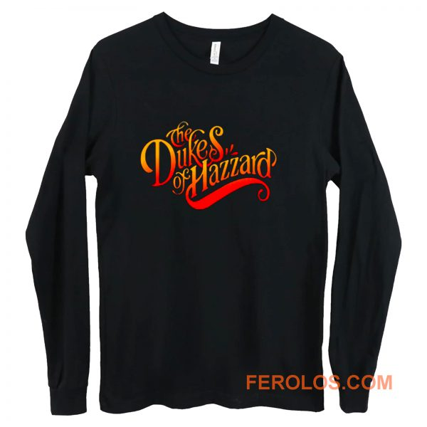 THE DUKES OF HAZZARD Movie Long Sleeve