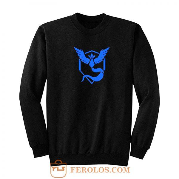 Team Mystic Trainer Pokemon Sweatshirt
