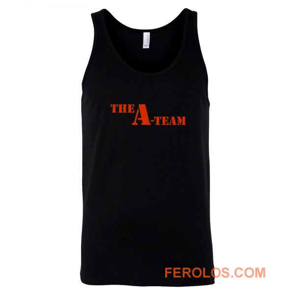 The A Team Tank Top