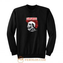 The Exploited Punk Band Sweatshirt