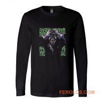 The Joker Insanity Batman Dc Comics Long Sleeve
