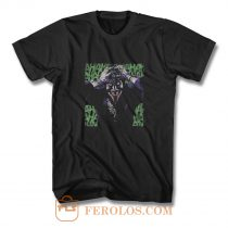 The Joker Insanity Batman Dc Comics T Shirt