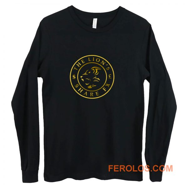 The Lions Share FX Pre Launch Store Long Sleeve