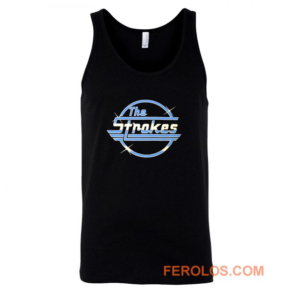 The Strokes Rock Band Tank Top