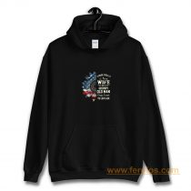 Tough Enough To Be A Wife Of A Grumpy Old Man Crazy Enough To Love Him Hoodie