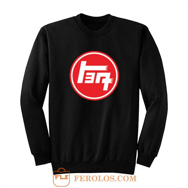 Toyota Retro Logo Classic Sweatshirt