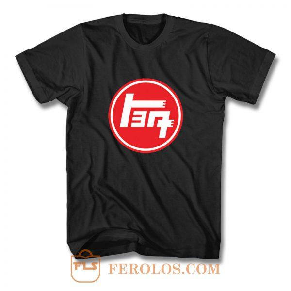 Toyota Retro Logo Classic T Shirt