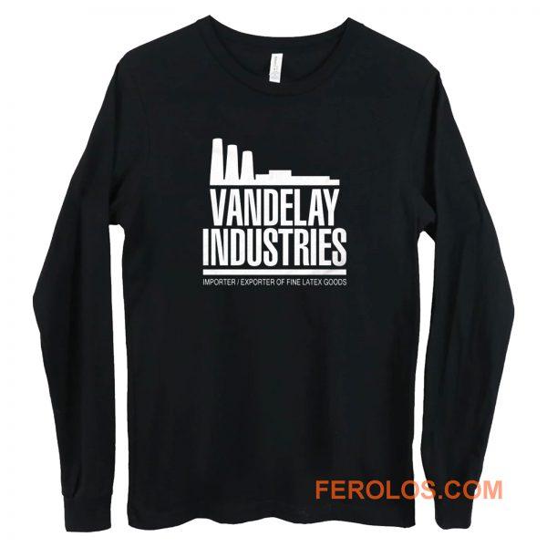 Vandelay Industries Importer Latex Seinfeld Long Sleeve