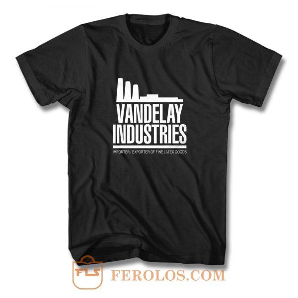 Vandelay Industries Importer Latex Seinfeld T Shirt