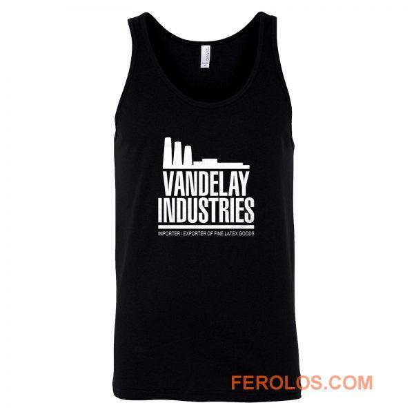 Vandelay Industries Importer Latex Seinfeld Tank Top