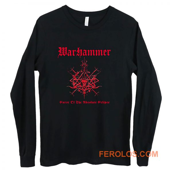 Warhammer Curse of the Absolute Eclipse Long Sleeve