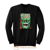 White Zombie Punk Rock Band Sweatshirt