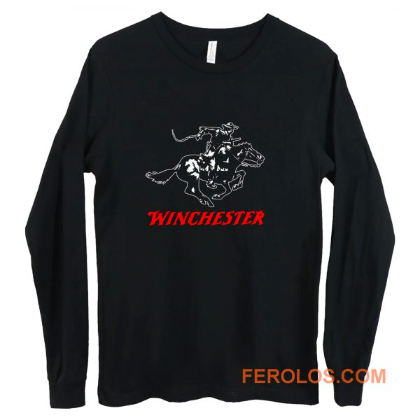 Winchester Rifle Long Sleeve