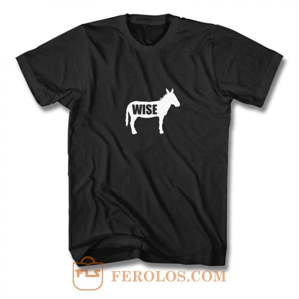 Wiseass Donkey T Shirt