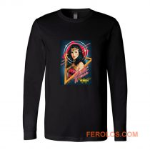 Wonder Woman 1984 Dc Movie Justice League Movie 2020 Long Sleeve